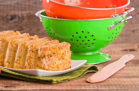 La ricetta del polpettone vegetariano di Cotto e Mangiato