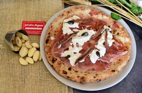 Salvatore Mugnano – Pizza e Passione, Milano