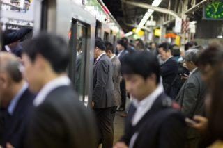 Tokyo: se viaggi fuori dall'ora di punta, noodles gratis