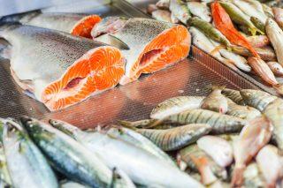 Un film biodegradabile per salvaguardare il pesce
