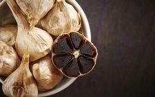 Come la pece: usare l'aglio nero in cucina