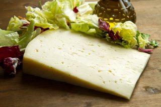 Ritirata insalata capricciosa e formaggio asiago