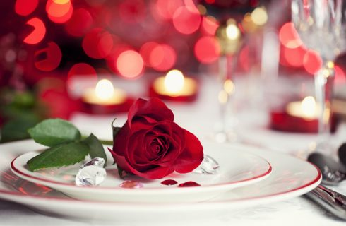 Menù di san Valentino gourmet a base di carne