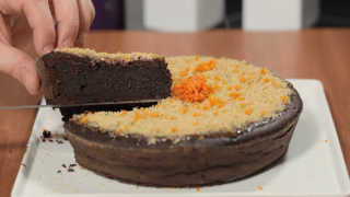 Torta cioccolato e cocco: un dolce di successo