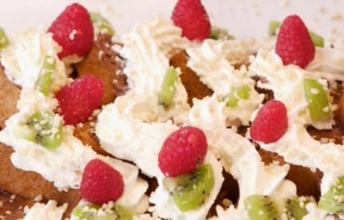 La torta di pandoro di Anna Moroni