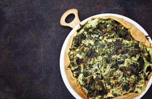 Torta salata light di Detto Fatto, la ricetta leggera