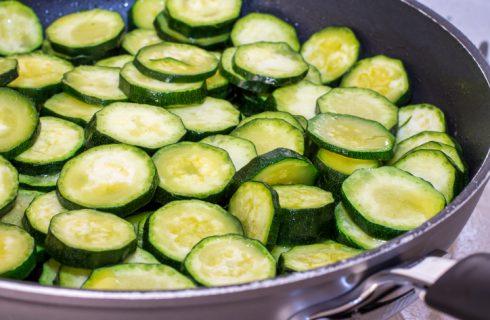 Zucchine bollite, come condirle?
