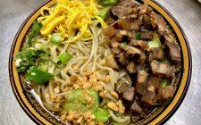 Noodle-mania: a Roma apre Lamian Bar