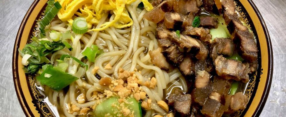 A Roma apre un Lamian Bar dedicato ai noodles