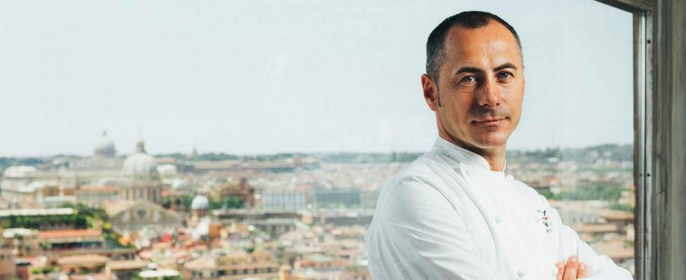 Francesco Apreda lascia Imàgo e l'Hassler