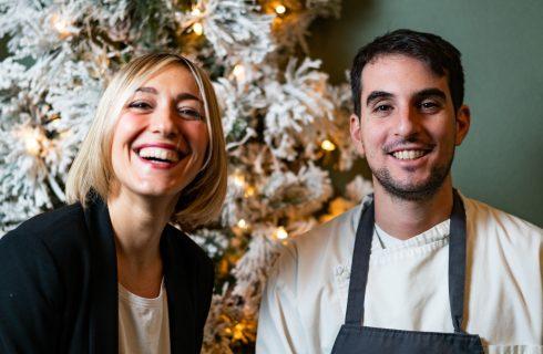 Giovani chef e tradizione: Antonio Ziantoni