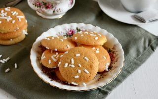 Biscotti Novarini, semplici e leggeri