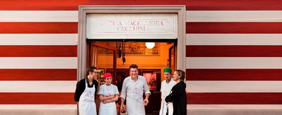 Dario Cecchini, l'altro italiano di Chef's Table