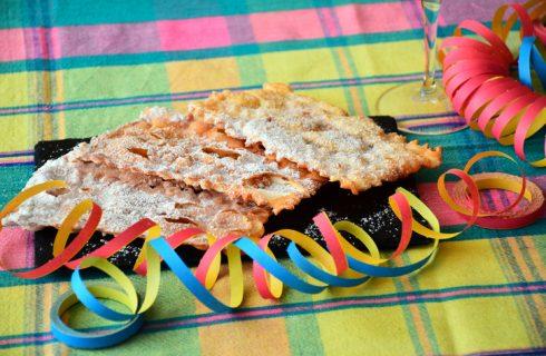 Chiacchiere senza glutine, la ricetta per Carnevale