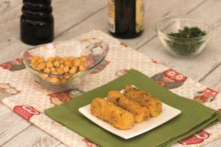 Crocchette di ceci e patate, gustoso antipasto
