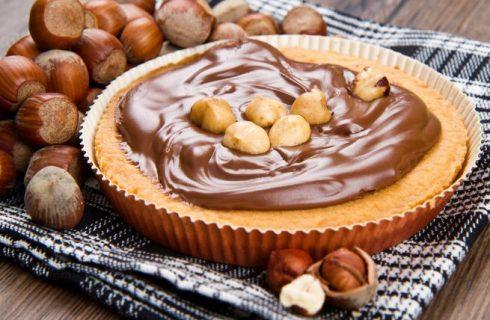 Crostata con crema Pan di Stelle: la ricetta