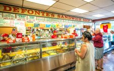 Defonte's Sandwich Shop, New York