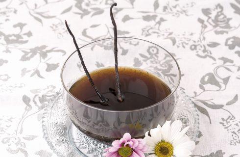 Estratto di vaniglia, fatto in casa