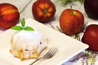 Fagotti alle mele, dessert veloce e gustoso