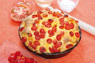 Focaccia pugliese senza patate: da gustare calda