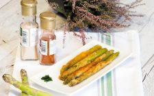 Frittura di asparagi: la primavera alle porte