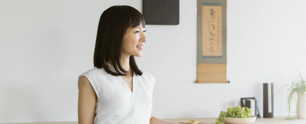 Organizzare la cucina con il metodo di Marie Kondo