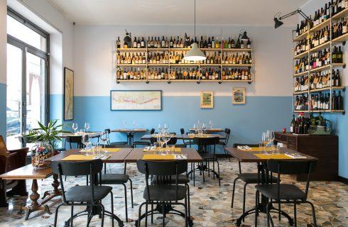 Menabò Vino e Cucina, Roma