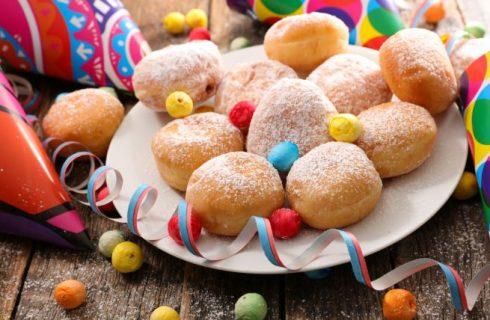 Il menù di Carnevale per bambini