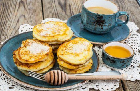 La ricetta dei pancake al cocco per la colazione della domenica