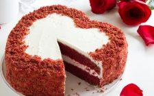 Red Velvet Cake per San Valentino: la ricetta facile