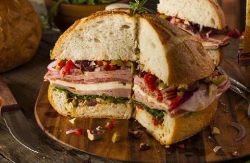 Muffuletta, il panino siciliano che ha conquistato gli USA