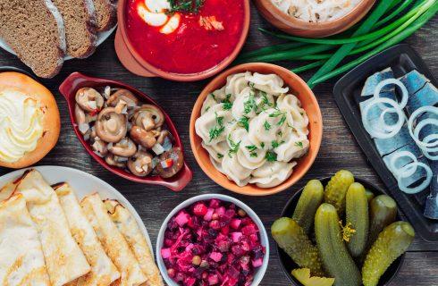 Le storie di un popolo: cucine regionali russe