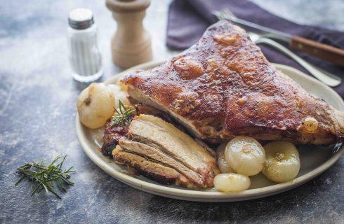 Guancia di maiale al forno: secondo piatto sostanzioso