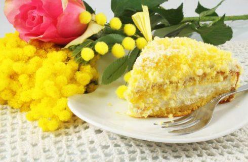 Il menù dell'8 marzo per la Festa delle donne