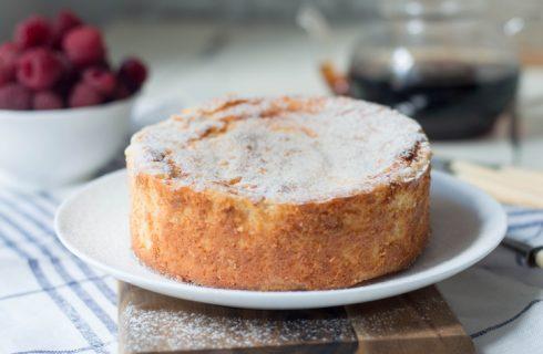 La ricetta della torta pasticciotto con crema e ricotta