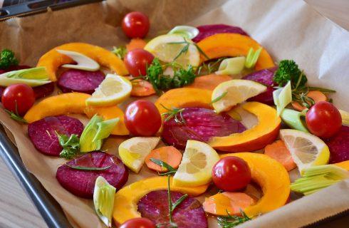 Verdure arrostite in forno, la ricetta