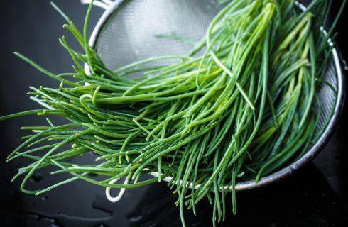 La ricetta del risotto agretti e gorgonzola