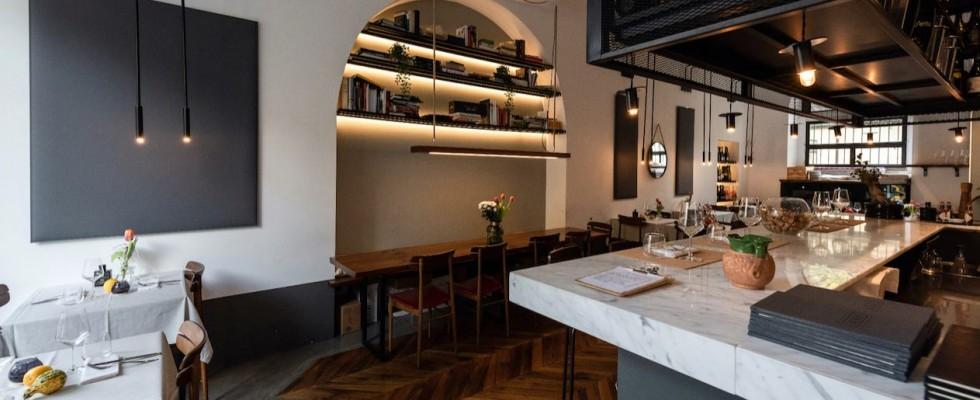 BarMare, Milano
