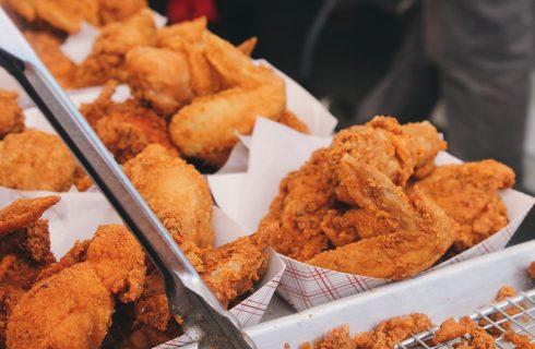 Ricette per bambini: bocconcini di pollo al forno
