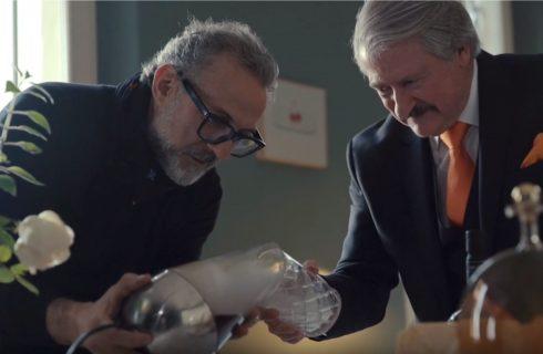 Massimo Bottura firma il Whisky The Dalmore per beneficienza