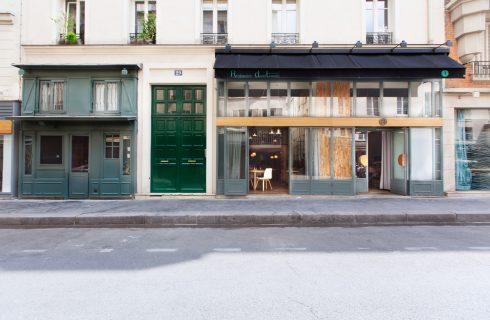 David Toutain, Parigi