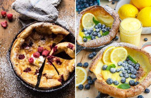 La ricetta dei Dutch baby pancakes: la colazione è social!