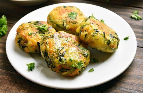 Frittelle di asparagi selvatici alla sarda, la ricetta