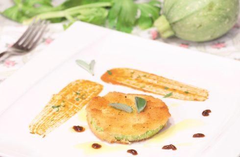 Frittelle di zucchina vegane: semplici e golose