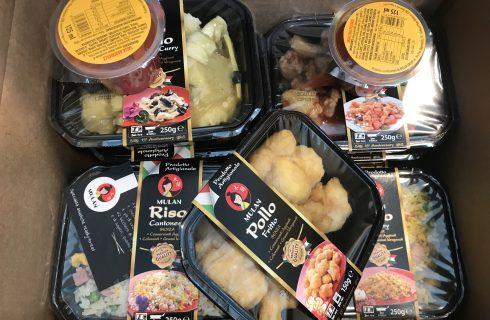 Mangiato da noi: piatti pronti cinesi di Mulan