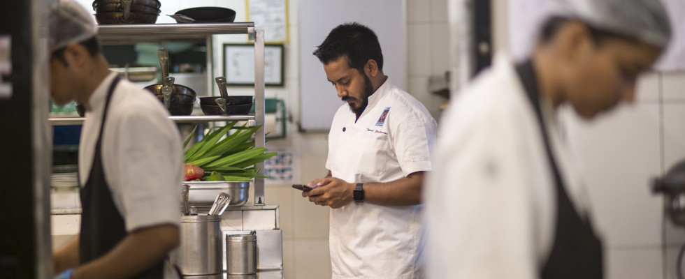 Tradotto per voi: Whatsapp sta cambiando il modo in cui l'India parla di cibo