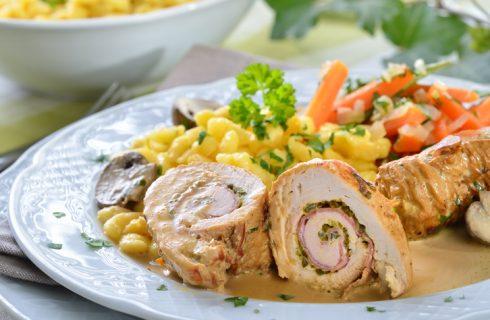 Involtini di pollo con cime di rapa, la ricetta di Cotto e Mangiato