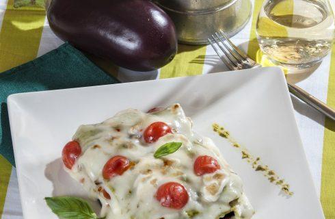 Lasagne estive alla parmigiana