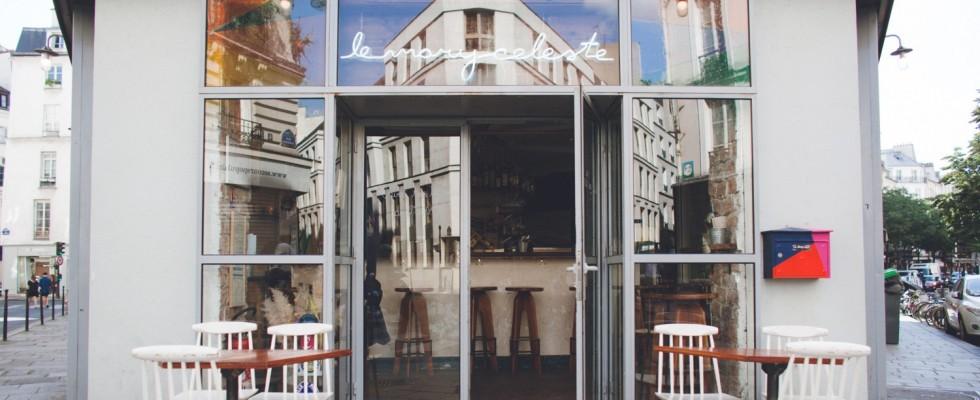 Le Mary Celeste, Parigi