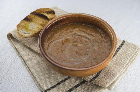 Minestrone di verdure al barbecue: sano e leggero